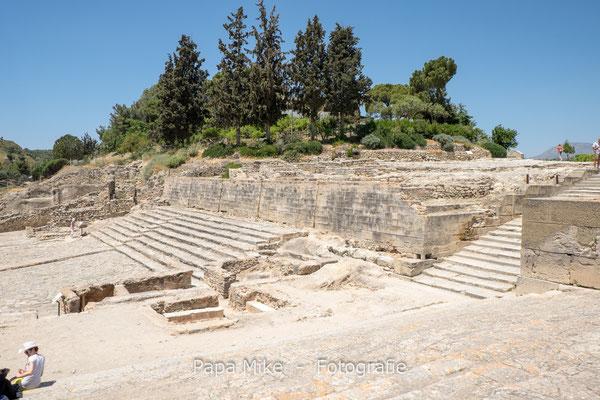 Minoischer Palast von Phaistos