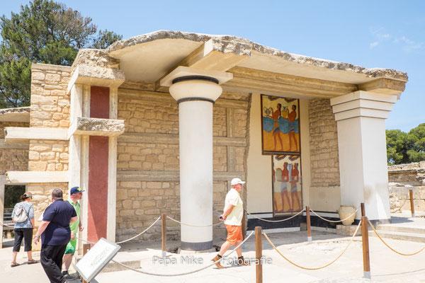 Palast von Knosos