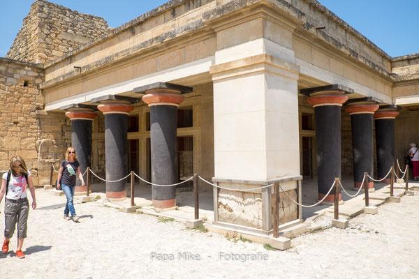 Minoischer Palast von Knosos