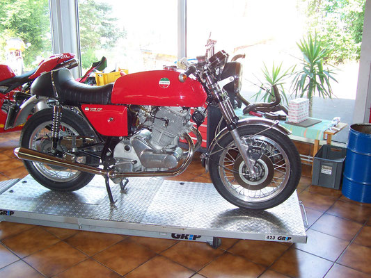 Laverda Restauration
