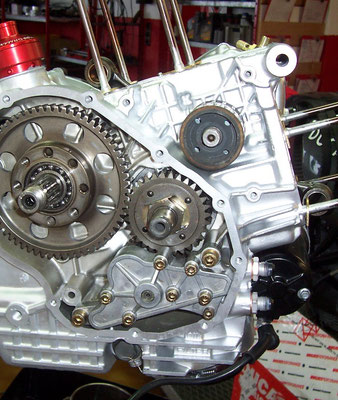 Motor Instandsetzung
