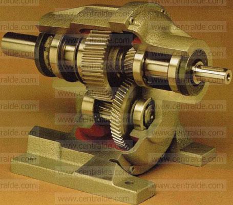 Echesa gearboxes, gearmotors and motors catalog