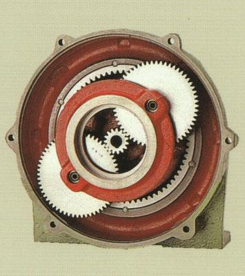 Reductor planetario Sevenier reducteur catalog