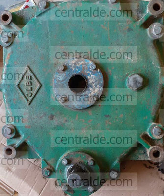 Olbe spare parts catalog gearbox. Reducteur Olbe rechange catalogue.