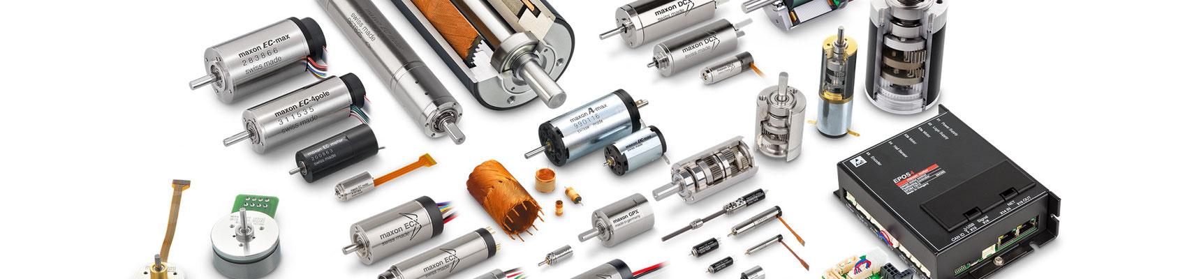 motor eléctrico reductor repuestos recambios maxon