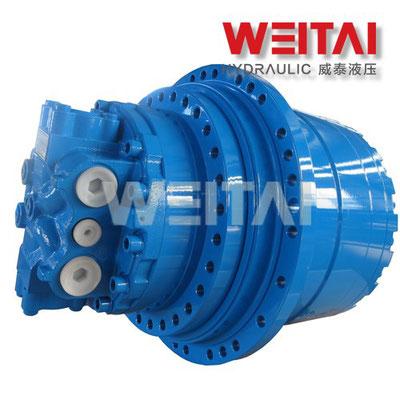 Reductor rueda mando final Weitai