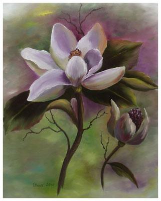 """""""Magnolie""""  40 x 50 cm"""