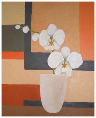 """""""Blume""""  40 x 50 cm (verschenkt)"""