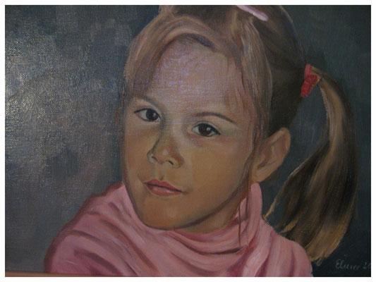 """""""Lea""""  30 x 40 cm (Auftragsarbeit)"""