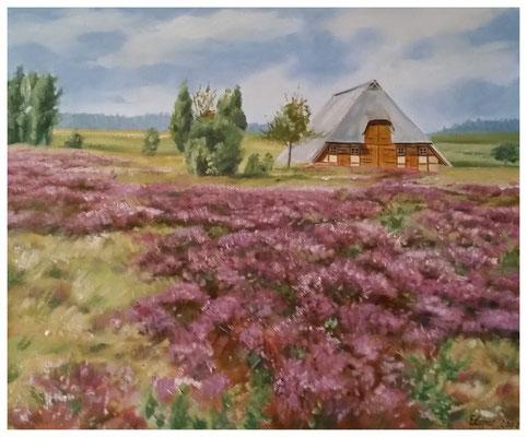 """""""Heide I""""  50 x 60 cm"""