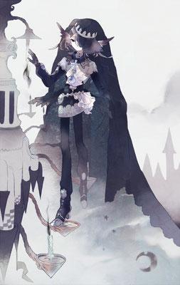 天涯孤独の黒い花婿 - 2012