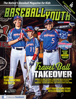 BASEBALL YOUTH MAGAZINE