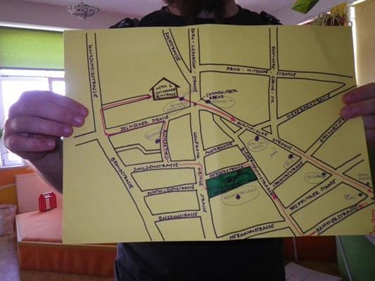 Hier haben wir nachhaltige Adressen in Leipzig Conewitz erkundet