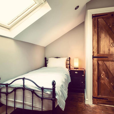 Single bed room - Railway Cottage in Glenbeigh