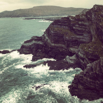 Kerry Cliffs in Portemagee