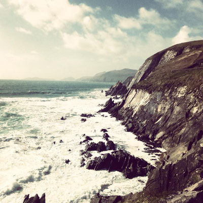 Slea Head Drive on Dingle Peninsula