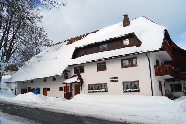 Jörgenhof in Breitnau im Winter