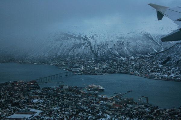 Good bye Tromsø ...
