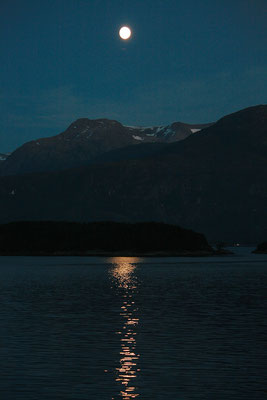 Diese Nacht ist wundervoll... so ein schöner Mond...