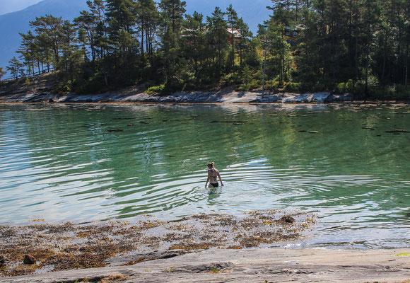 Fjordbaden = Anti-Aging auf Norwegisch!