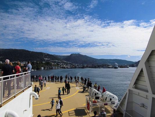 Farvel Bergen... :-(