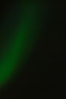 ... und schließlich schöne Lichtstreifen am Himmel :-)