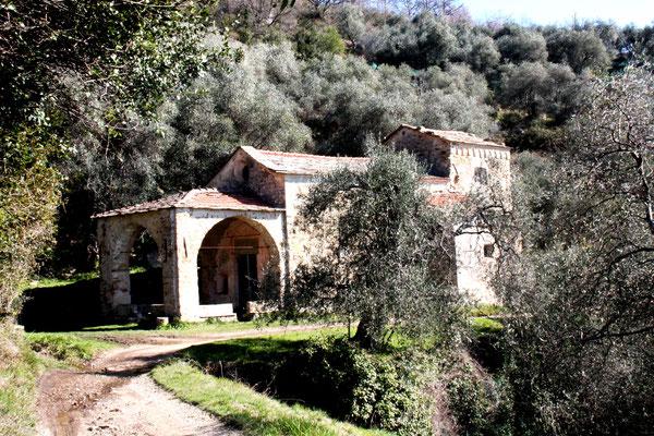 Vasia - Church of Sant'Anna