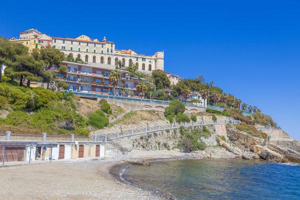 Borgo Foce beach