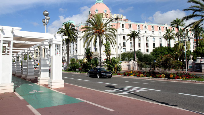 The Negresco Hotel, 5star DeLuxe, declared National Monument