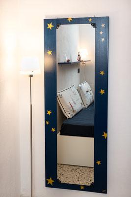 Camera da letto secondaria - Specchio