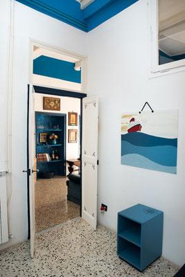 Camera da letto secondaria - Vista sulla sala