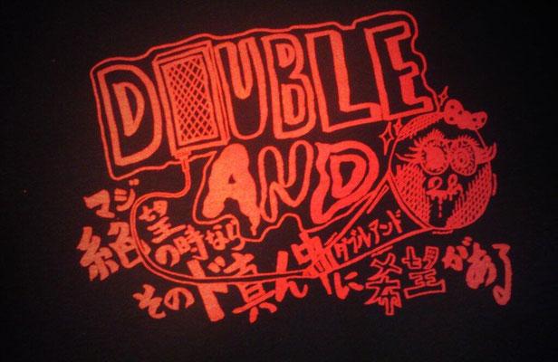 2&Tシャツ 制作:音ノ怪 絵ノ怪