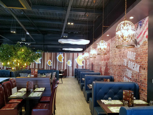 O'Grill - Salle de restaurant