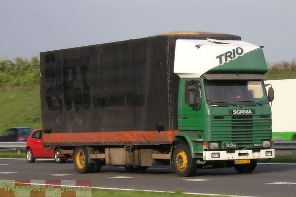 Onderweg naar BAS Truckcentre voor een tweede leven in ...