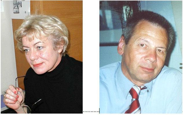Christa Herzog und Reinhard Riemer