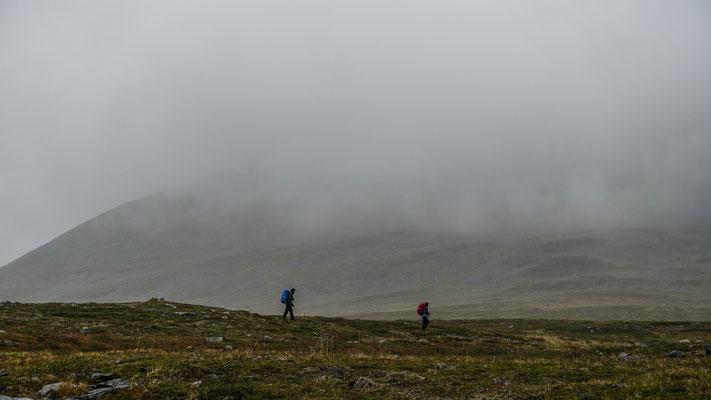 Kungsleden, Lapland, Sweden  © François Struzik - simply human 2018