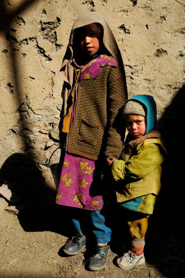 Suru valley, a shiite valley in Ladakh (Himalaya) - © François Struzik - simply human 2009 - Jammu & Kashmir - India