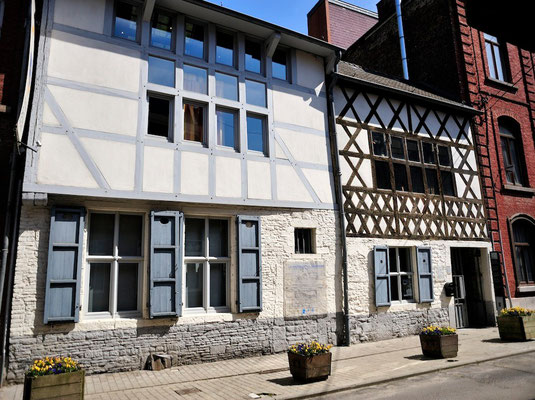 Dinant, a town full of history - © François Struzik - simply human 2015 - Belgium- Maison de la Pataphonie