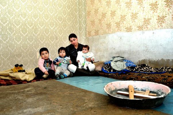 Invisible Iraqi refugees - Syria - Jordan © François Struzik - simply human 2011