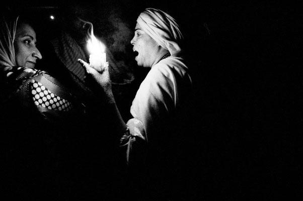 The Hamadcha pilgrimage - Sidi Ahmed - Morocco - © François Struzik - simply human 2009