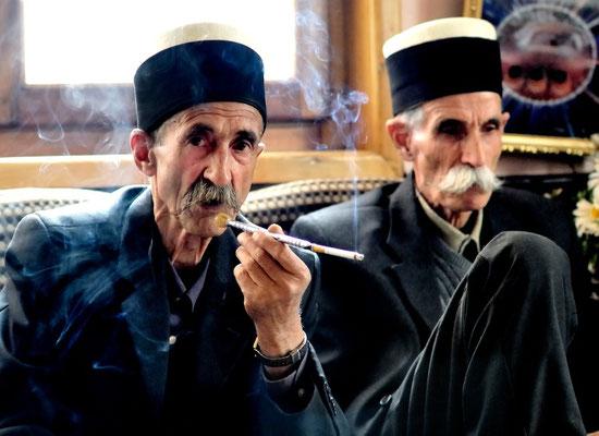 Prizren - © François Struzik - simply human 2008 - Kosovo - Dervishes