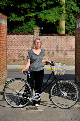 Cycle Style - Belgium - © François Struzik - simply human 2015