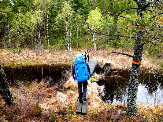 Kynnefjäll - Bohuslän - Sweden - © François Struzik - simply human 2014-  Kajka backpack from Fjällraven