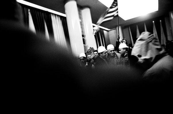 Hotel Illiria - Independence of Kosovo © François Struzik - simply human 2008