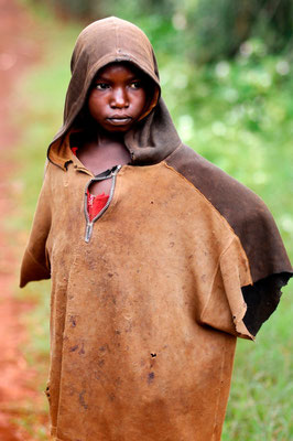 Children of the streets - Terre des hommes - Burundi © François Struzik - simply human 2009
