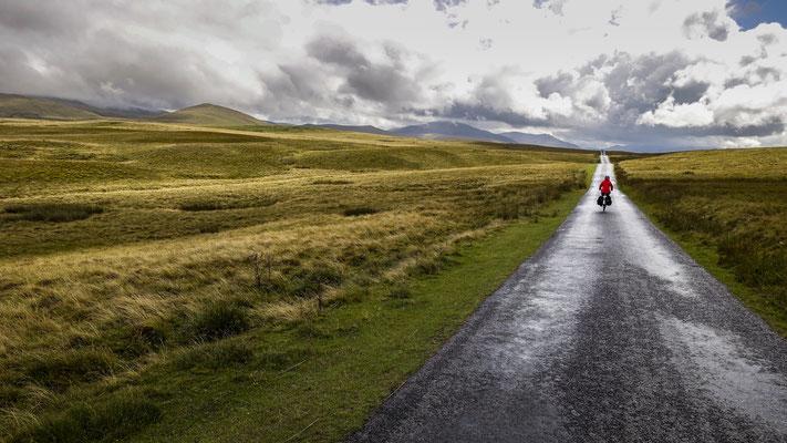 Cycling coast to coast - England, United Kingdom  © François Struzik - simply human 2018 - Lake District - Cumbria