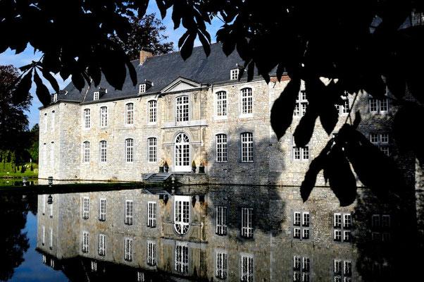 The castles of Meuse and Condroz © François Struzik - simply human 2009 - Belgium - Jardins d'Annevoie