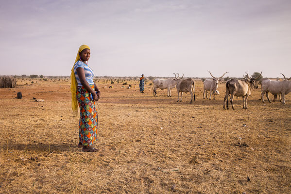 """Images adolescentes - """"Les Passeurs du réel"""" © François Struzik - simply human - Djolof, Senegal"""