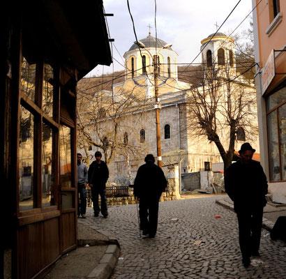 Prizren - © François Struzik - simply human 2008 - Kosovo - Chrich of St-George Kisha e Shën Gjergjit