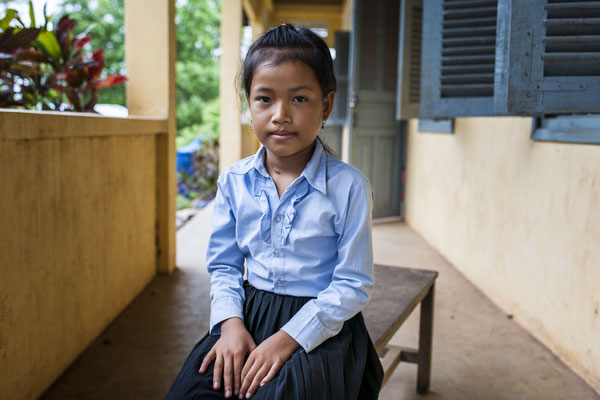 """Equality between boys and girls, fact or fiction?""  Plan Belgium International - Cambodia © François Struzik - simply human 2017"